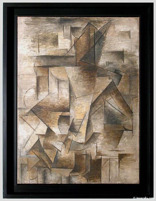 Пабло Пикассо. Гитарист