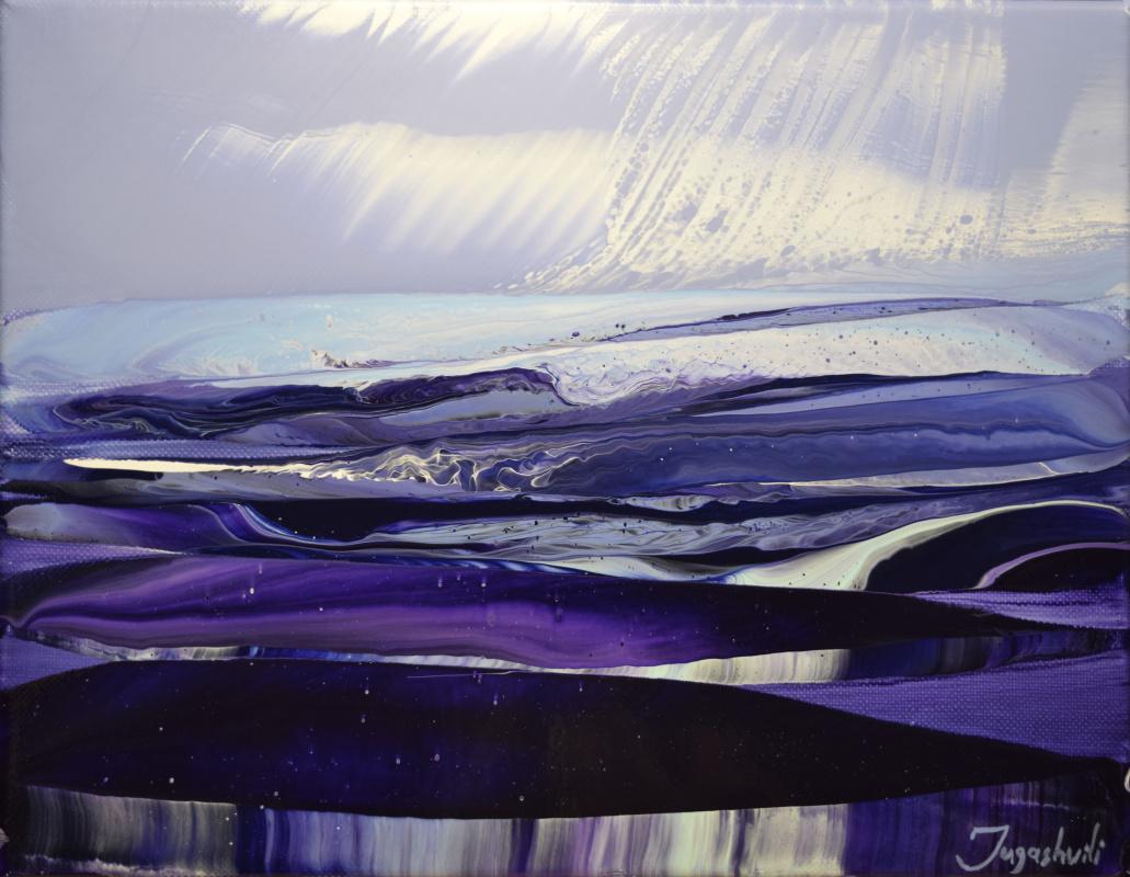 Jacob jugashvili. The Cold Waters 4