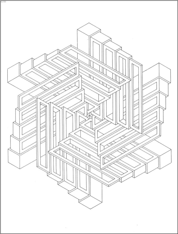 Коити Сато. Оптические иллюзии 17