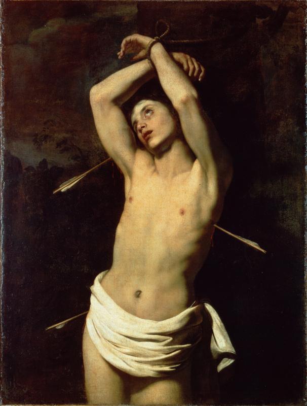 Nikolo Reniery. Saint Sebastian