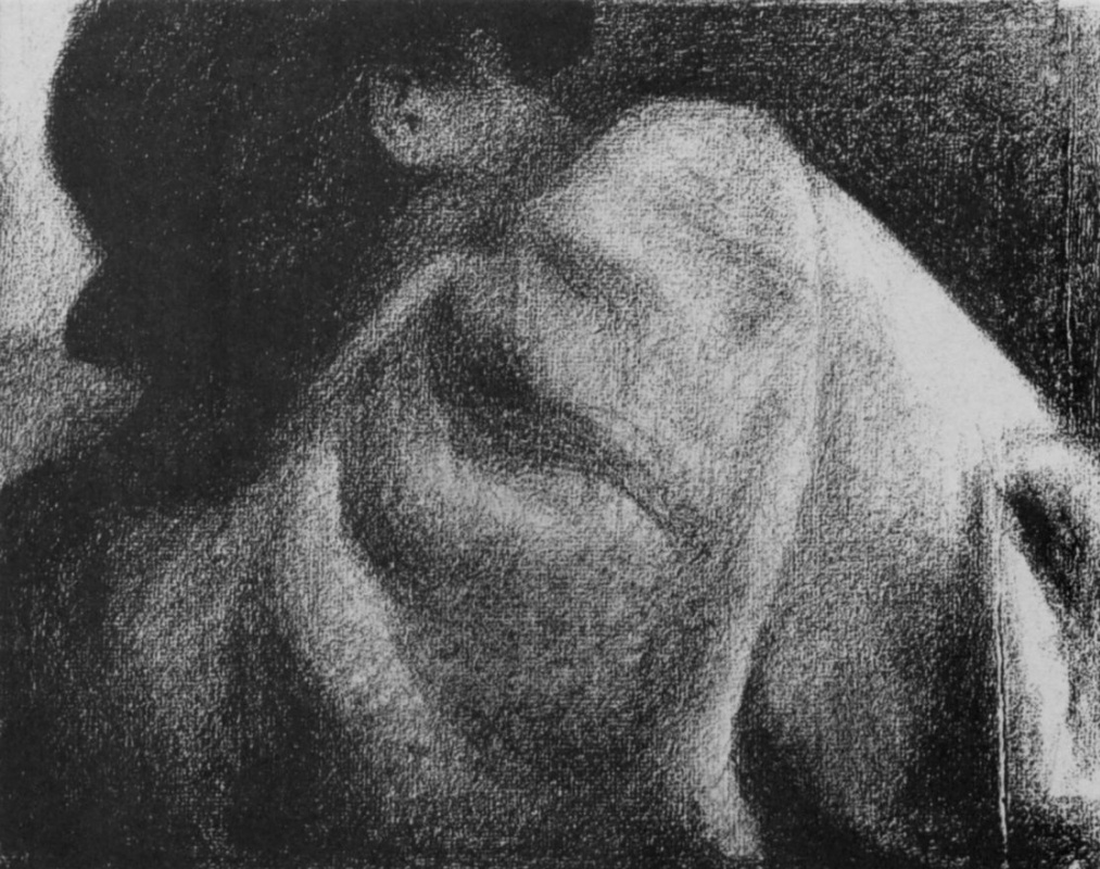 Georges Seurat. Sleep