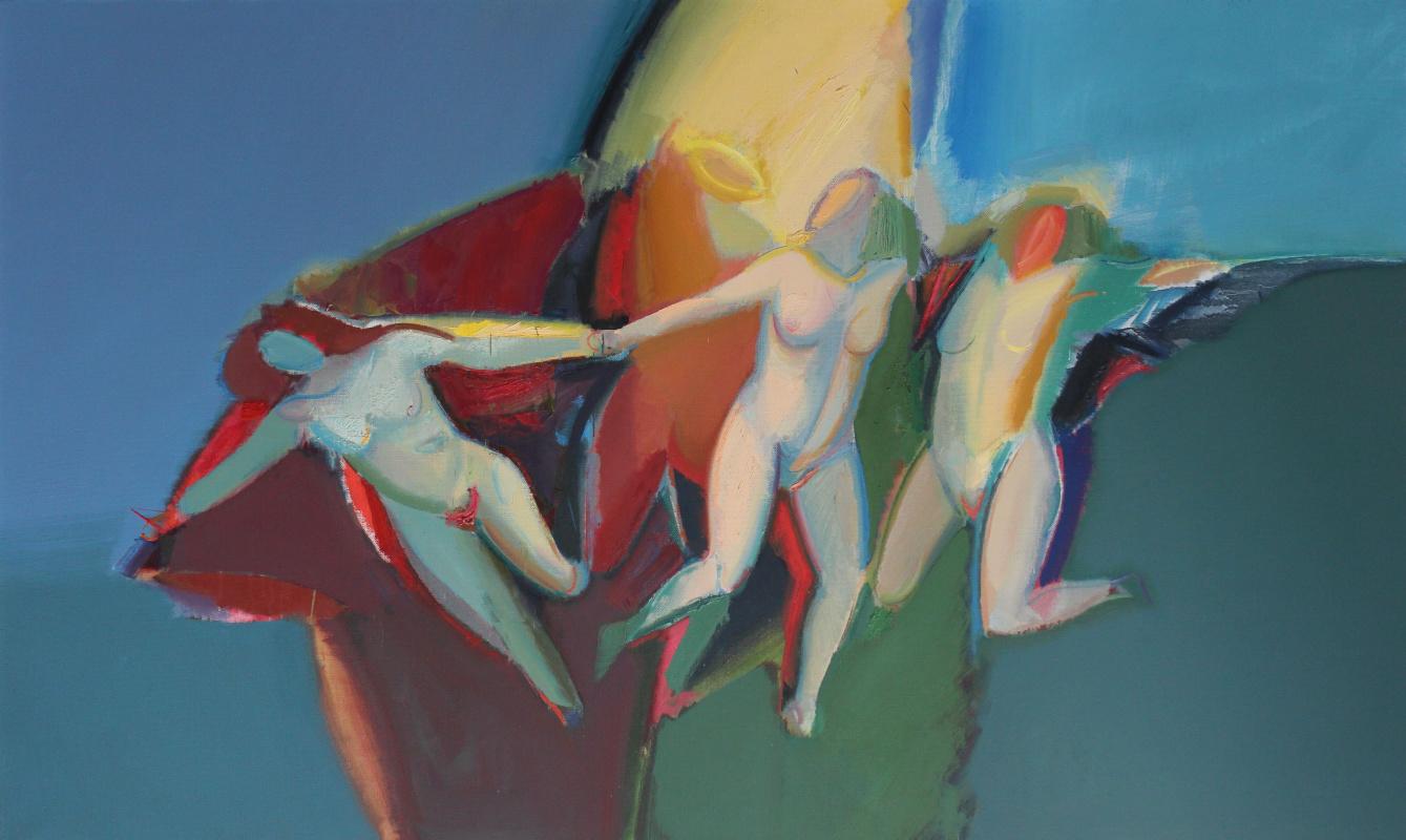 Nurlan Tayirov. Untitled