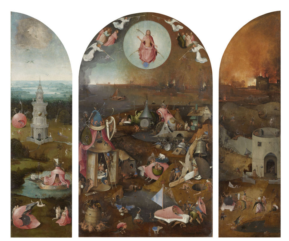 Hieronymus Bosch. Judgment