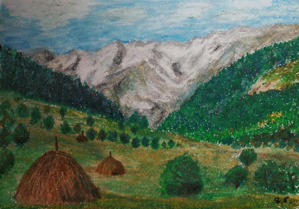 Владимир Гарникян. Racha Lechkhumi - Georgian Switzerland