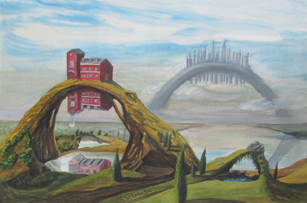 Fedor Mikhailovich Buravlev. Bridges