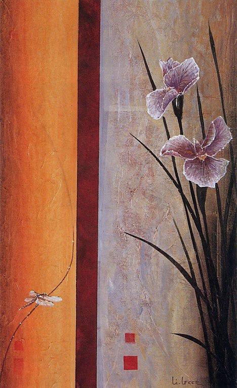 Дон Легер. Цветы