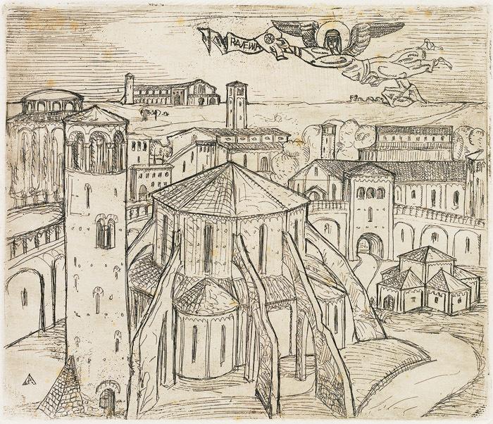 El Lissitzky. Memories of Ravenna