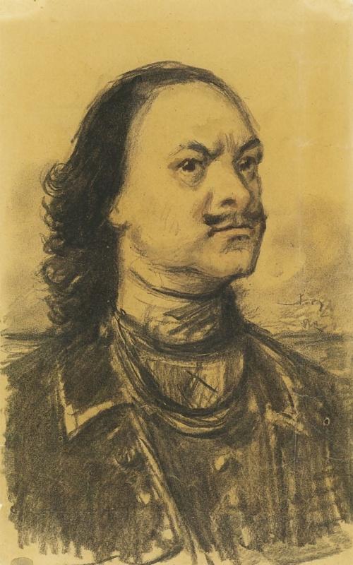 Константин Иванович Рудаков. Петр I