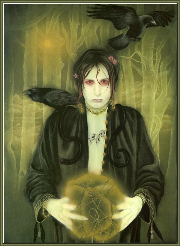 Ян Дэниэлс. 17-Преобразованный Ворон