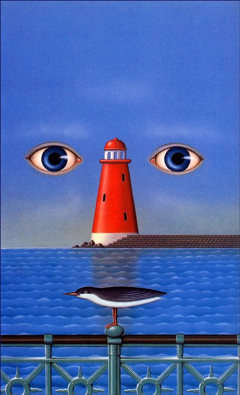 Джеймс Марш. Синие глаза