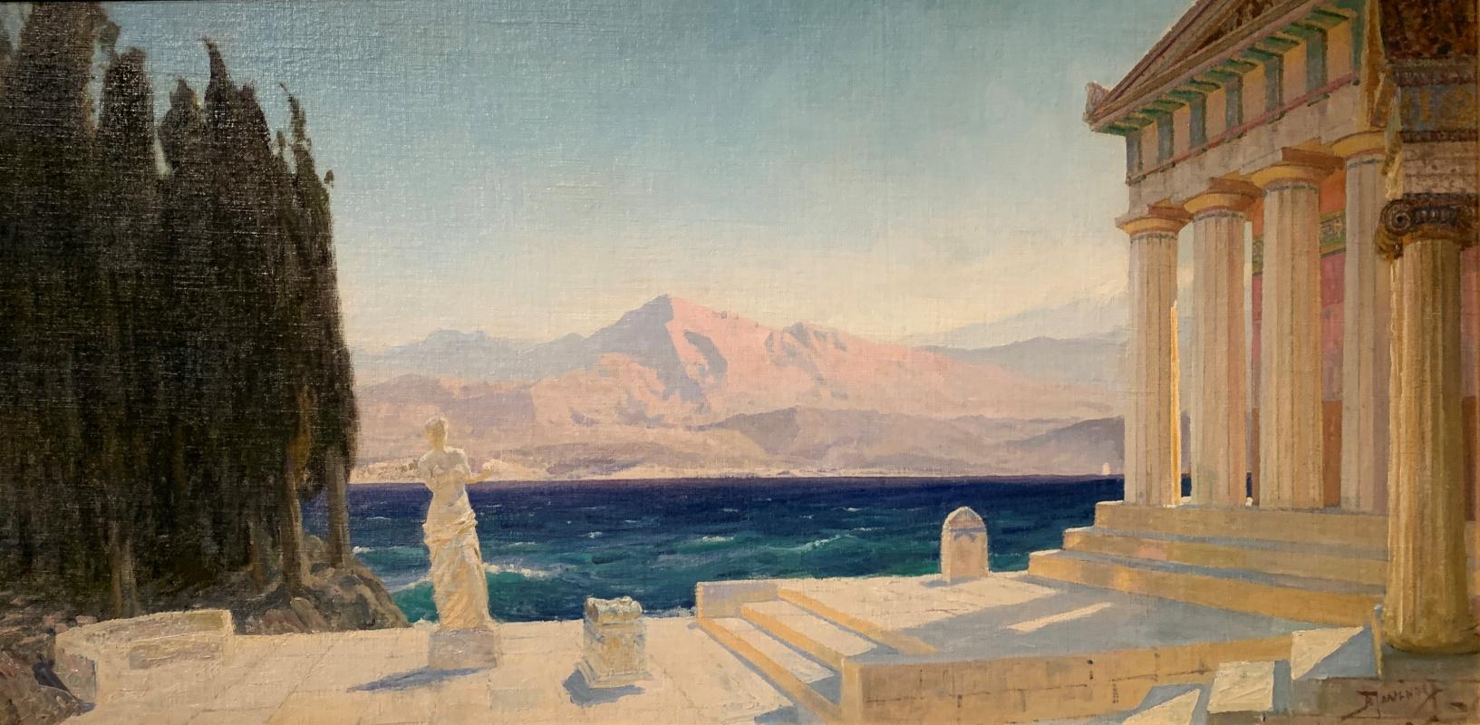 Vasily Dmitrievich Polenov. Hellas
