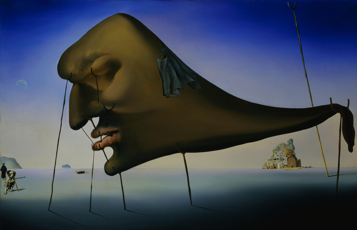 Salvador Dali. Sleep