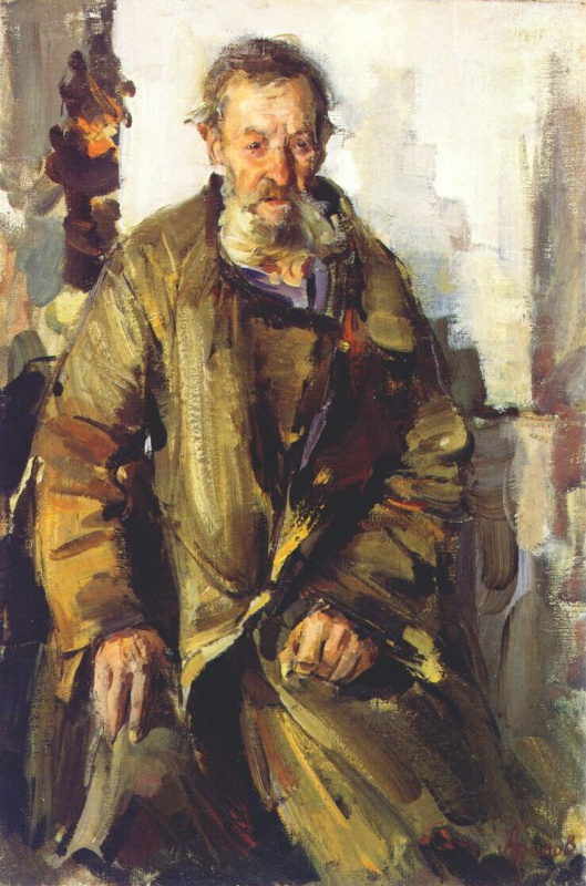 Анатолий Арапов. Старик