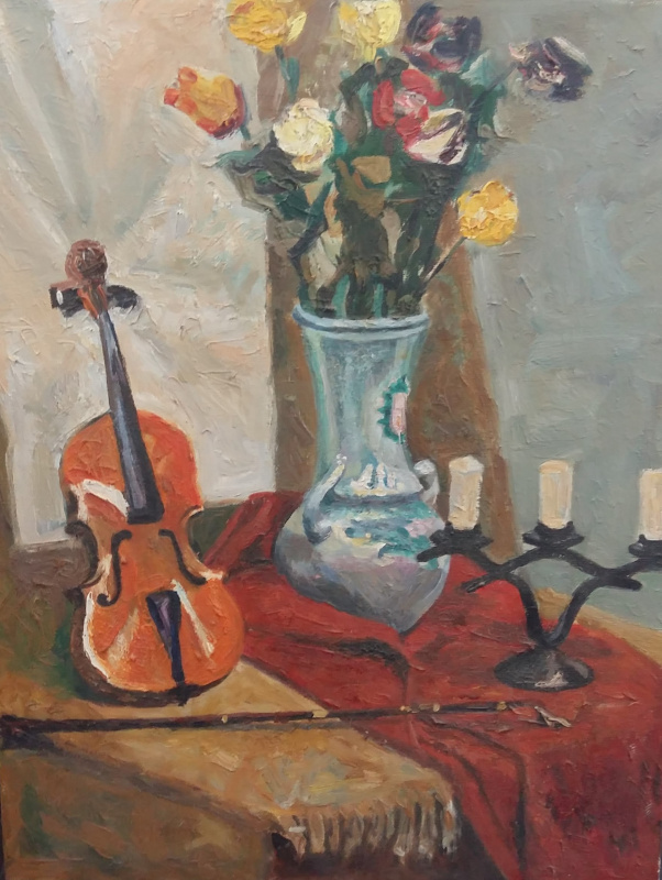 Marianna Borisovna Soina. Violin