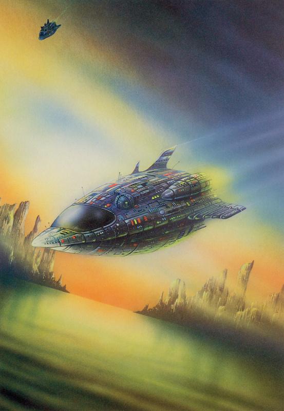 Дэнни Флинн. Океаны Венеры