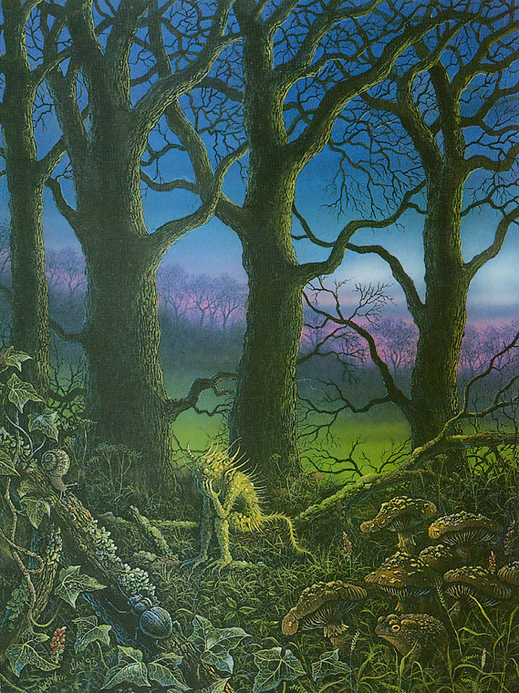 Дэнни Флинн. Зверь в лесу