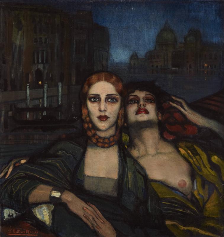 Федерико Бельтран Массес. Венецианские сёстры