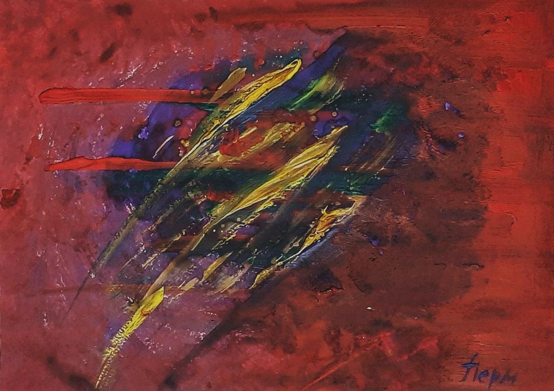 Alexey Kazakov. Echoes of joy