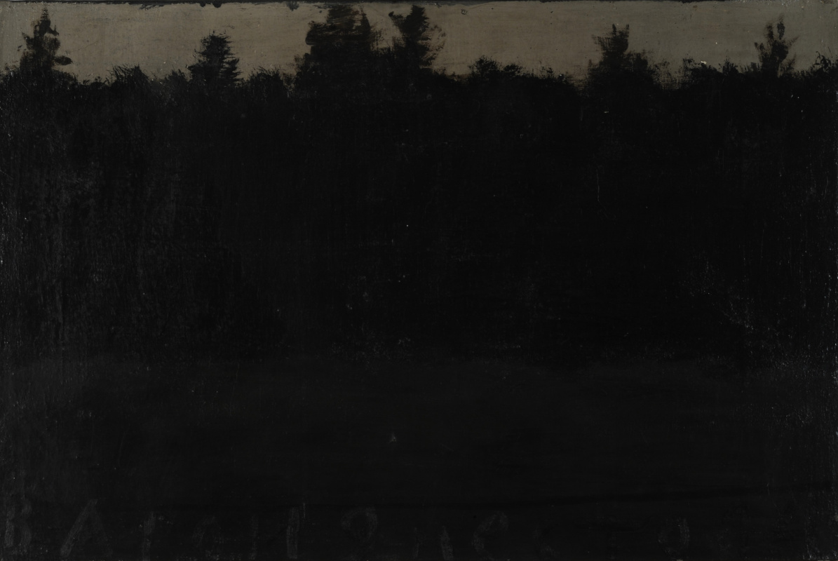 "Alexandra Vladimirovna Belle. ""The car №9, place 14 Gray landscape. Individuals don't remember"""