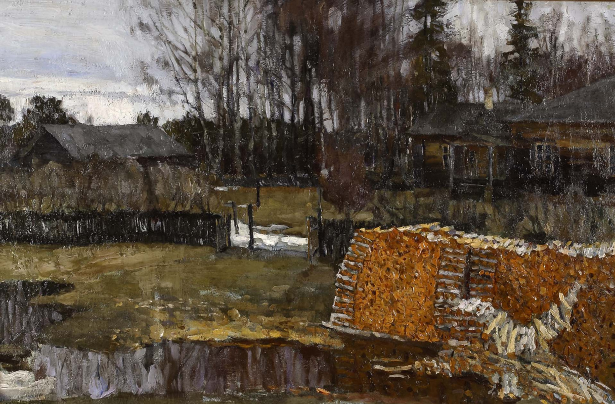 Stanislav Yulianovich Zhukovsky. HOMESTEAD. On the economic court