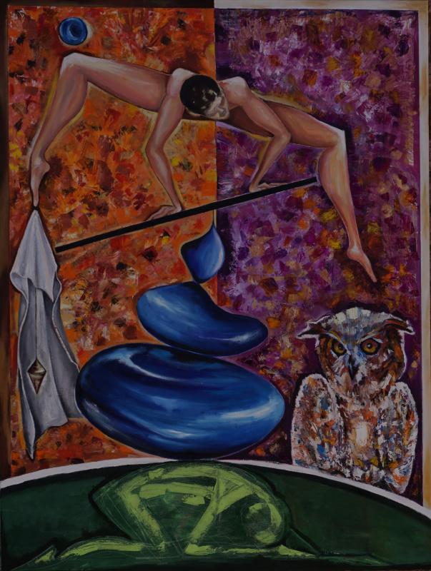 Rafael Michailovich Derchansky. Balance