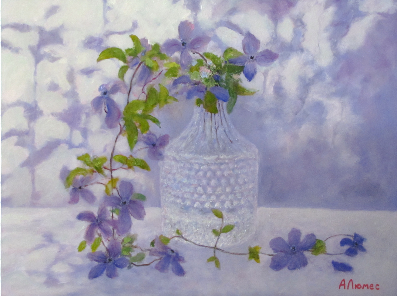 Andrew Lumez. Delicate flowers