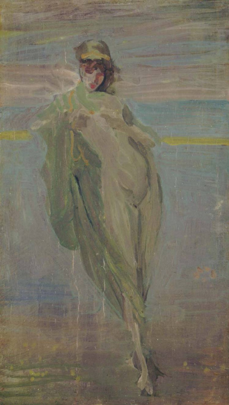 James Abbot McNeill Whistler. Ariel
