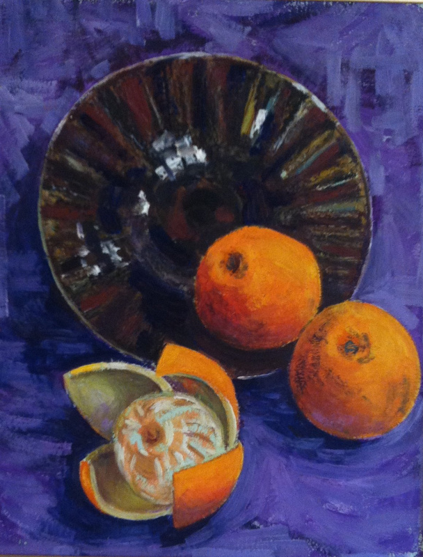 Osip Borisovich Krivoglaz. Oranges