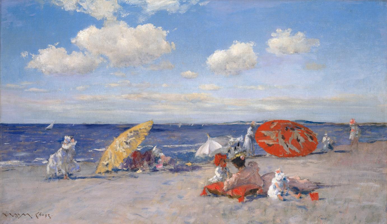 Уильям Меррит Чейз. На побережье