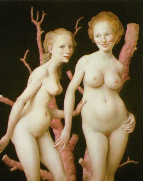 Джон Каррин. Розовое дерево