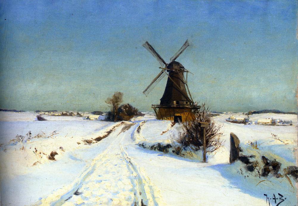 Hans Anderson Brandecild. Mill
