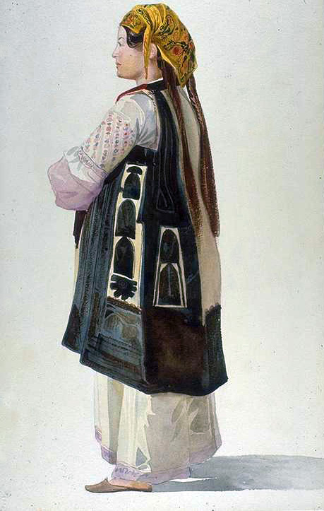 Крестьянка
