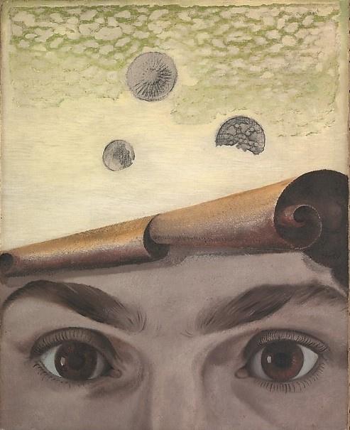 Max Ernst. Gala Dali