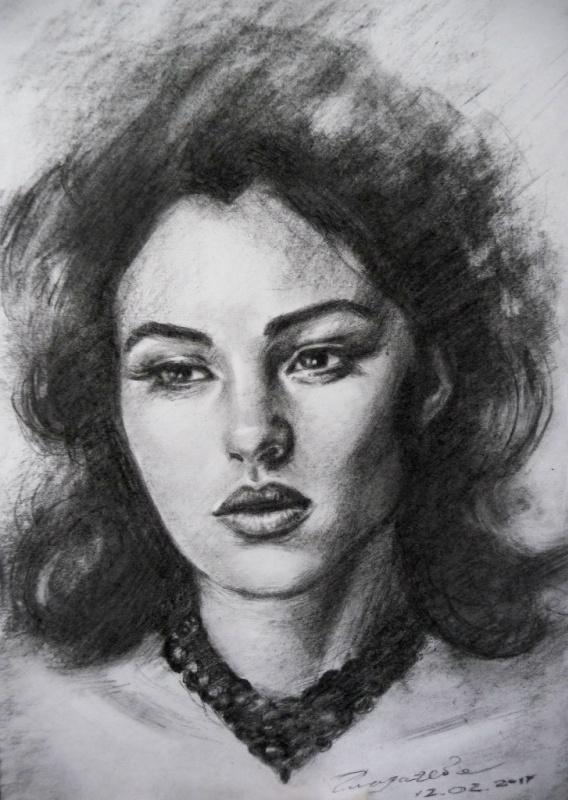 Ольга Глазачева. Моника Белуччи