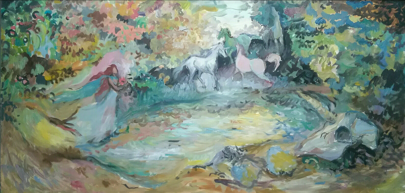 Elena Anatolyevna Seyfi. Wonderland