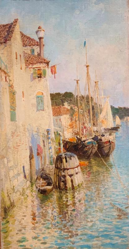 Vasily Polenov. Venice