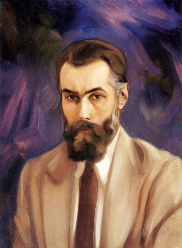 Святослав Николаевич Рерих. Святослав Рерих — Автопортрет