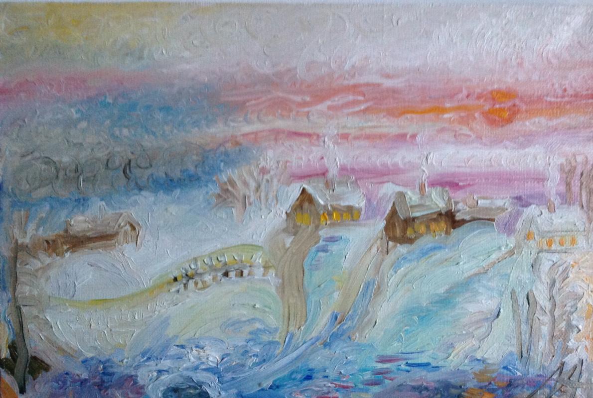 Agnessa Morkovina. Зима