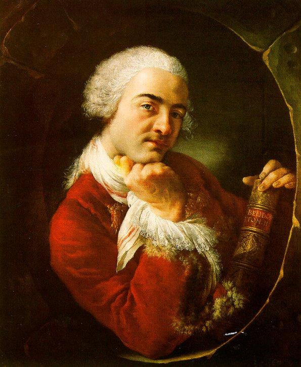 Луи-Габлиэль Бланше. Задумчивый мужчина