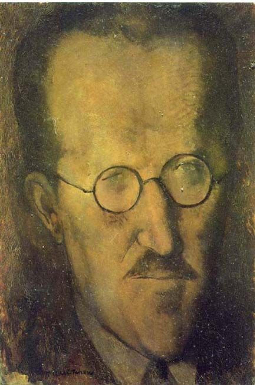 James Joyce by Pavel Tchelitchew: History, Analysis & Facts