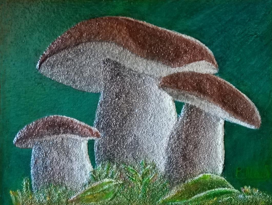 Vasiliy Mishchenko. Mushrooms