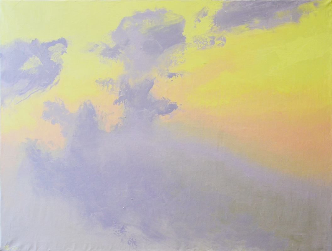 Vadim Anatolyevich Stolyarov. Hot sky