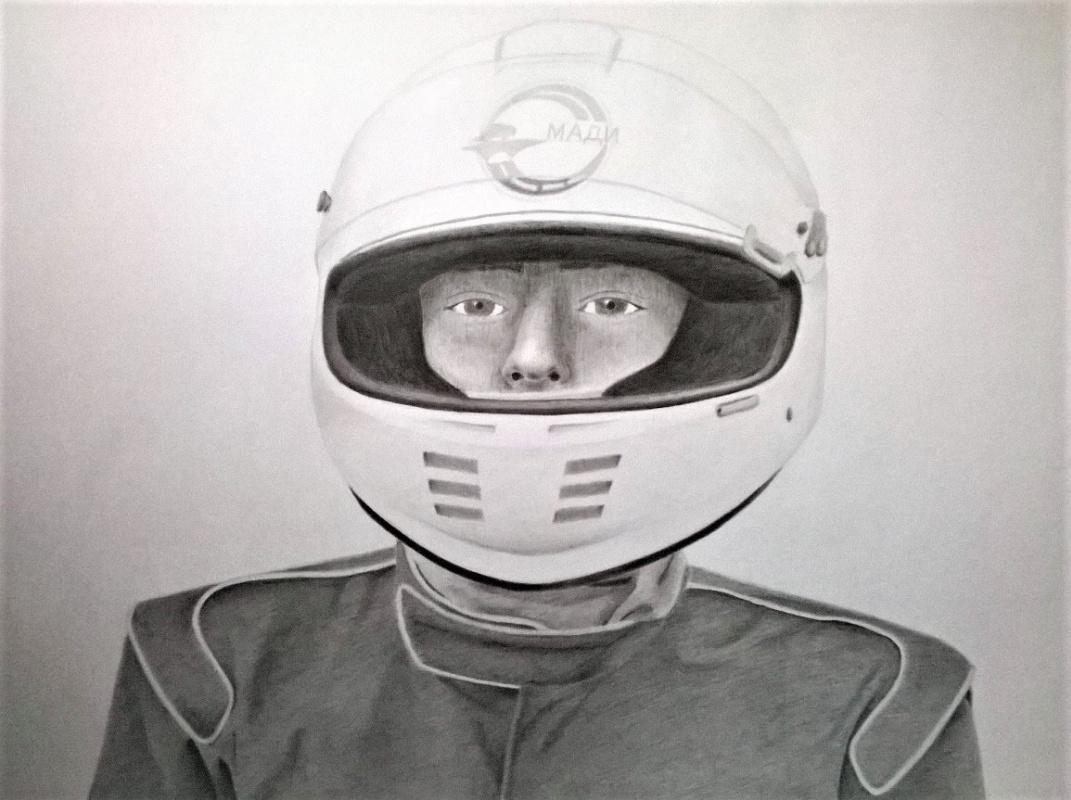 Victoria Aleksandrovna Oleinikova. Racer