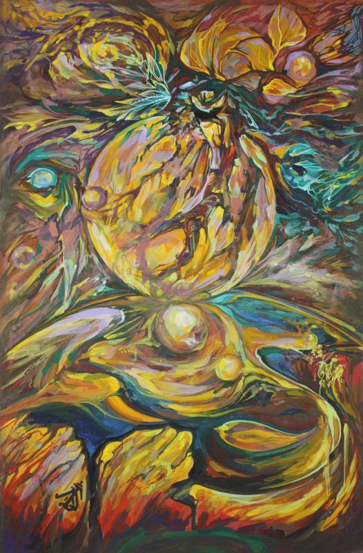 Борис Лесняк. Золотые яблоки Солнца