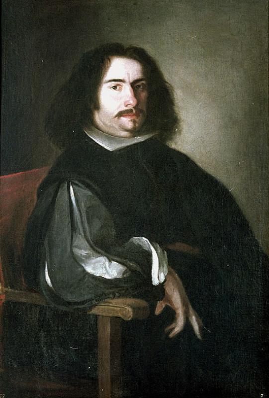 Хуан де Пареха. Портрет Агустина Морето-и-Кавана