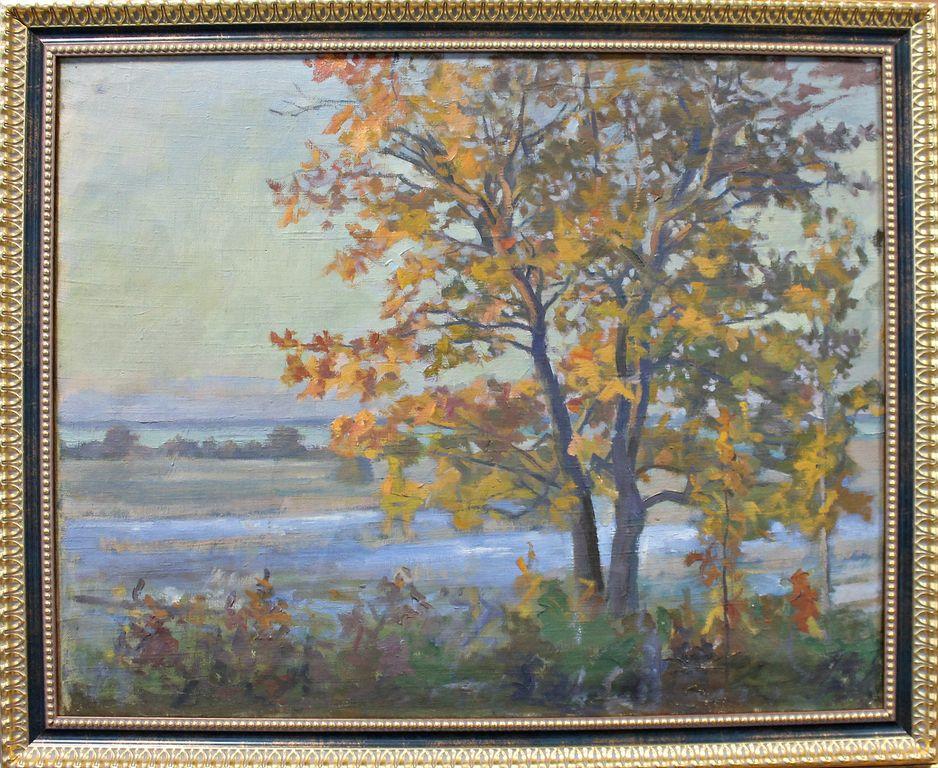 Boris Stepanovich Petrov. In the fall