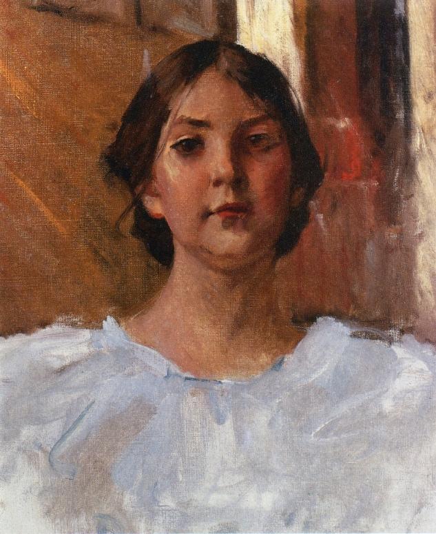 William Merritt Chase. My daughter Dorothy