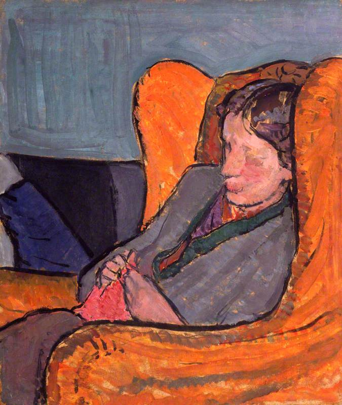 Vanessa Bell. Virginia Woolf