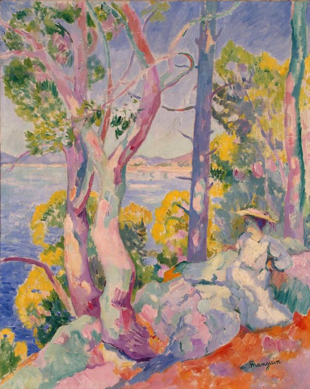 Henri Manguin. Morning at Cavaliere