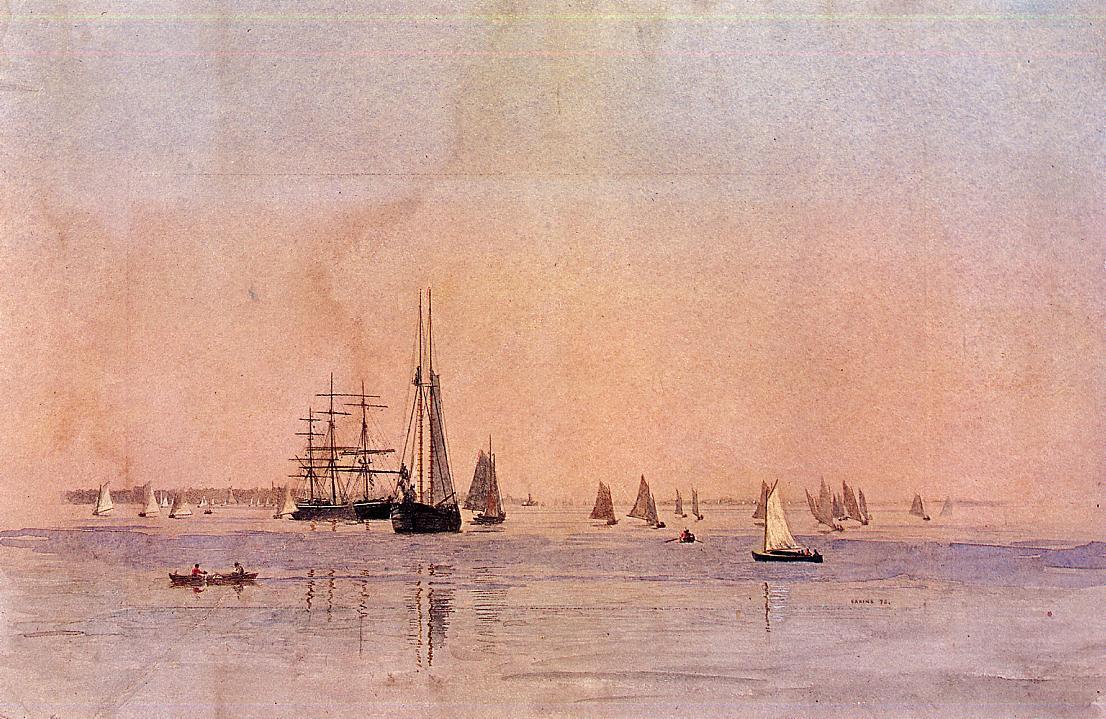 Thomas Eakins. Drift